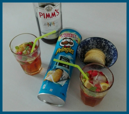 Pimm's, cocktail, été, Londres