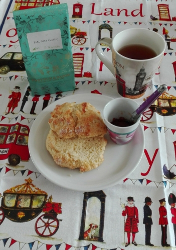 tea time, scone, thé, fortnum & mason, confiture