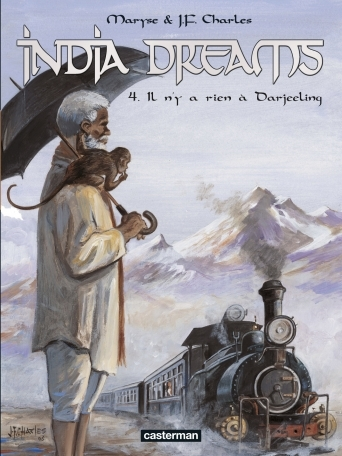 india dreams, maryse & jean-françois charles, BD, inde, les étapes indiennes