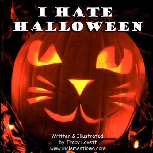 halloween, chat, I hate halloween, Tracy Lovett