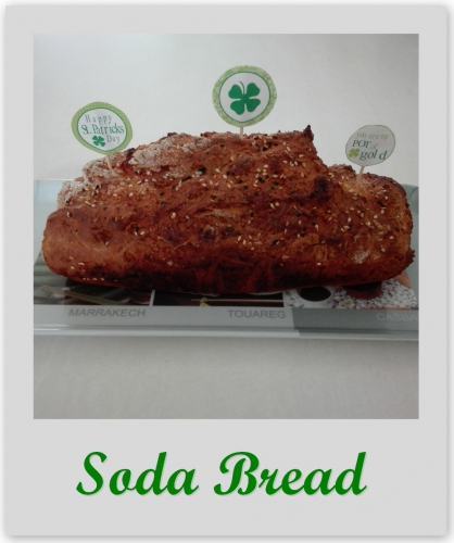 soda bread, pain,