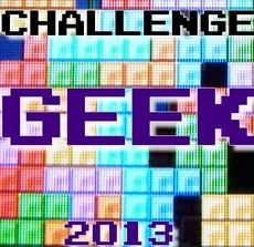 the big bang theory,série,challenge geek,geek