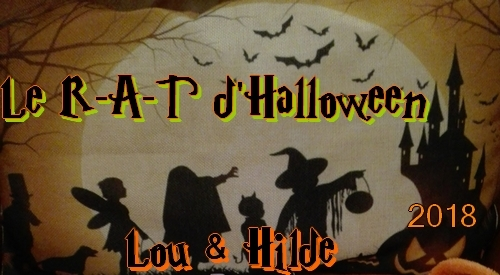 Read a thon, challenge halloween,