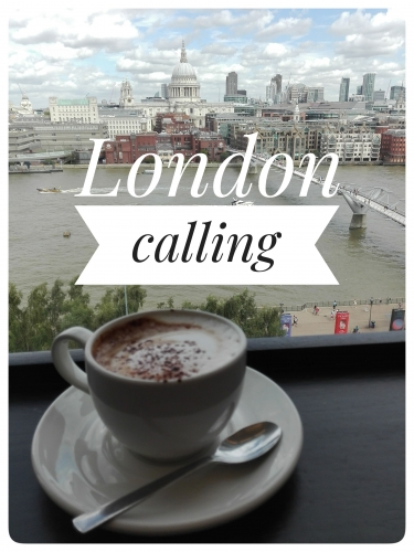 londres,vacances, London calling