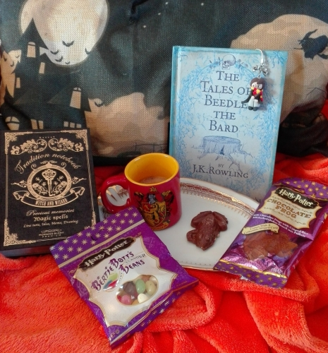 The tales of Beedle the Bard, J.K. Rowling,