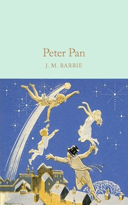 Peter Pan, J.M. Barrie,novel, roman