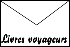 livres voyageurs, enveloppe