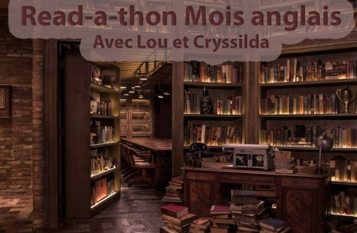 read-a-thon, mois anglais, so british, lecture