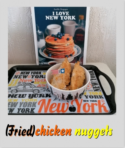 chicken nuggets,cuisine américaine,gourmandises de syl