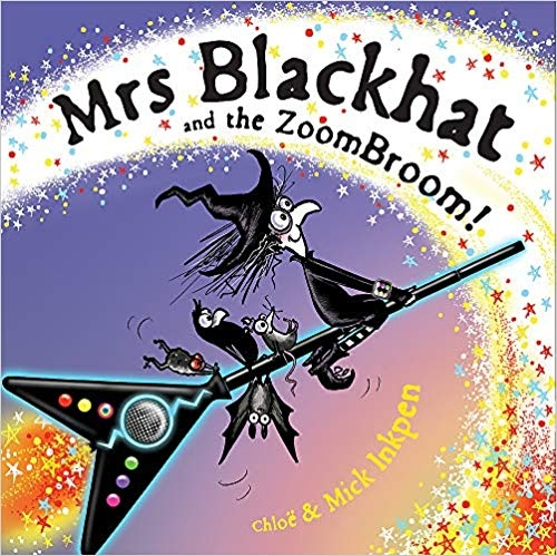 Mr Blackcat and the ZoomBroom