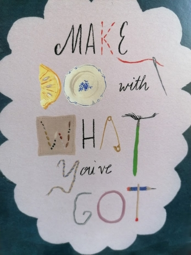 Flow, Make do with what you've got