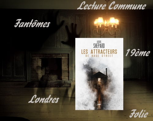 Les attracteurs de Rose Street, lecture commune