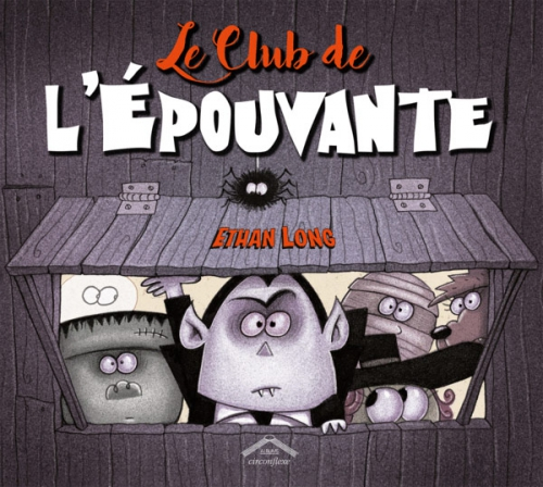 Le Club de L'Epouvante, Ethan Long, album
