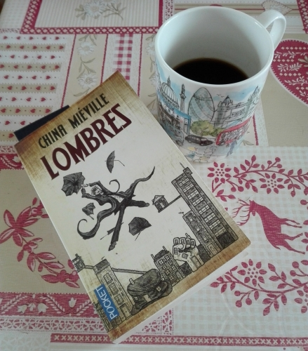 read a thon,mois anglais,lecture,so british, Lombres, China Miéville