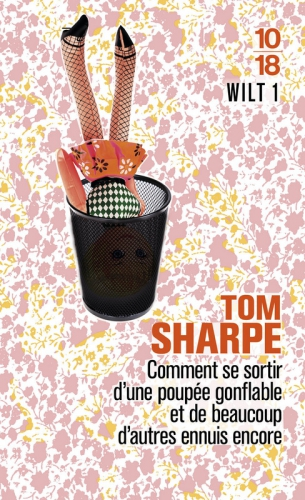 wilt 1,tom sharpe,roman,humour