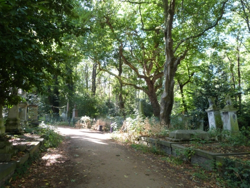 londres,vacances, Tower Hamlets Cemetery