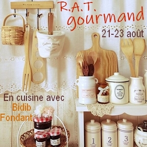 read-a-thon, Fondant grignote, bidib, week-end gourmand, lectures, recettes