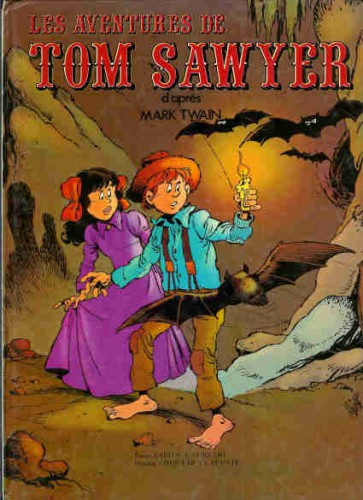Les aventures de Tom Sawyer, Mark Twain, tourbillon, littérature, Jeunesse