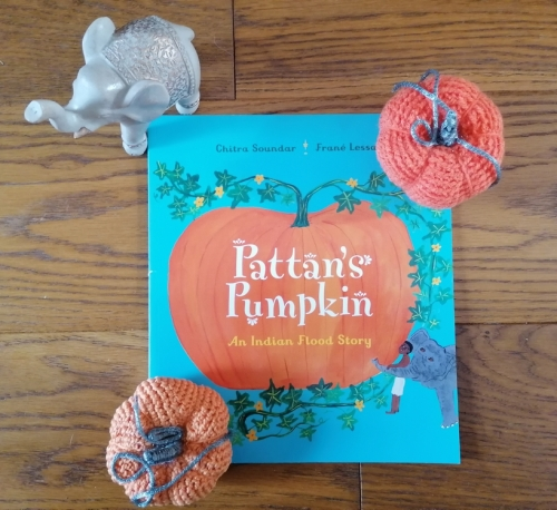 Pattan's Pumpkin, Chitra Soundar, Frané Lessac, Otter Barry Books, Album, littérature jeunesse, inde