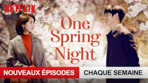 One spring night, série, netflix