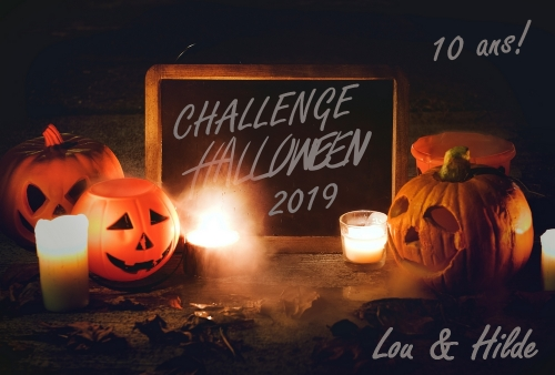 livres,lecture,challenge halloween 2019,halloween
