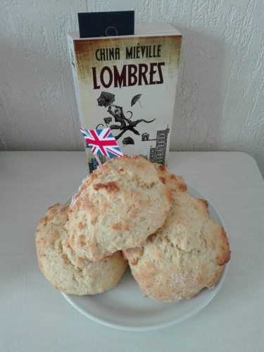 Lombres, scones, lecture